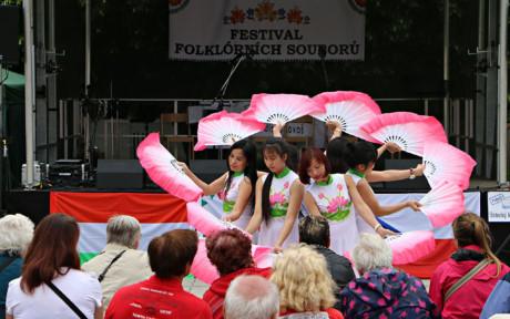 Văn hóa Việt Nam tỏa sáng tại Lễ hội văn hóa dân gian các dân tộc Séc (23/5/2017)