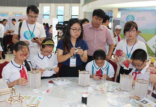 STEM – Học sáng tạo, chơi lý thú (19/5/2017)