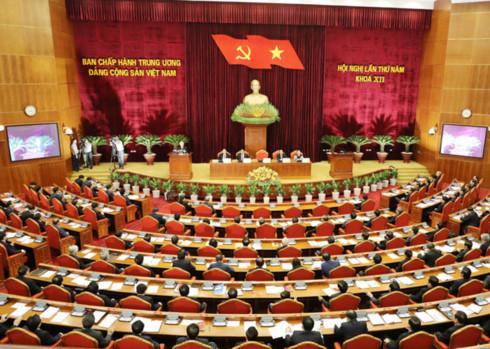 Phát biểu của Tổng Bí thư Nguyễn Phú Trọng bế mạc Hội nghị Trung ương 5 khóa XII (10/5/2017)