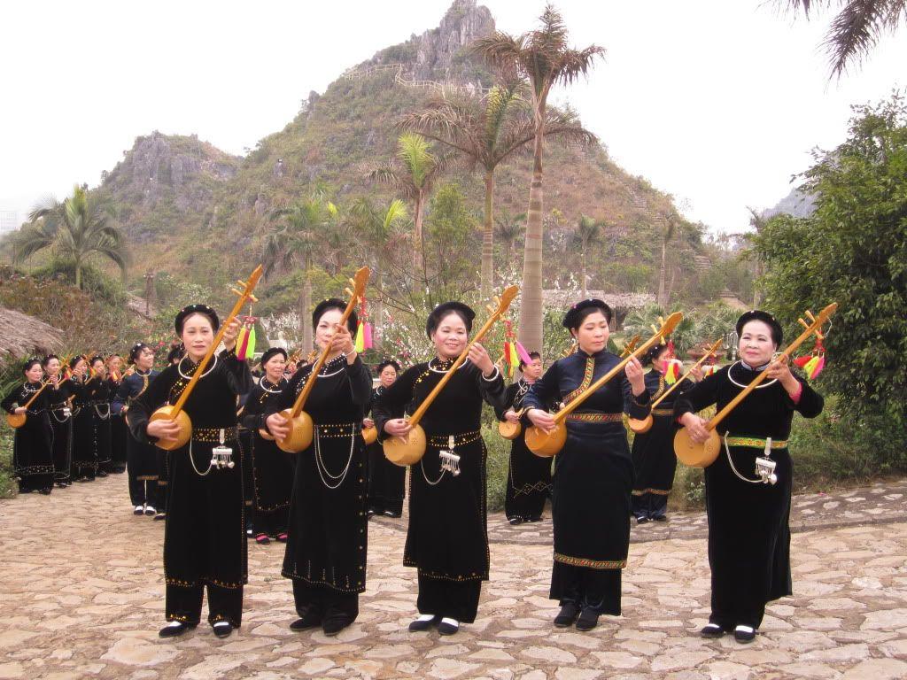 Giữ gìn nghệ thuật Hát Then nơi vùng biên giới Cao Bằng (24/6/2017)