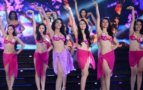Bỏ cấp phép người đẹp thi nhan sắc quốc tế: Đã nên chưa? (28/6/2017)