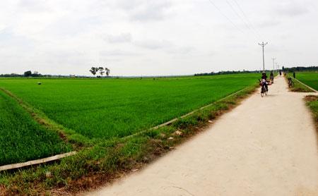 Dễ trăm lần không dân cũng chịu: Sai phạm về đất đai, dồn điền đổi thửa ở xã Cổ Đô, huyện Ba Vì, Hà Nội (28/8/2017)
