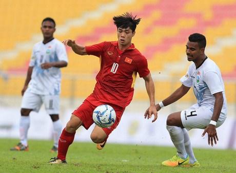 Kết nối với BLV bóng đá của Đài Tiếng nói Việt Nam tại Malaysia về giải đấu bóng đá nam Sea Games 29  (22/8/2017)