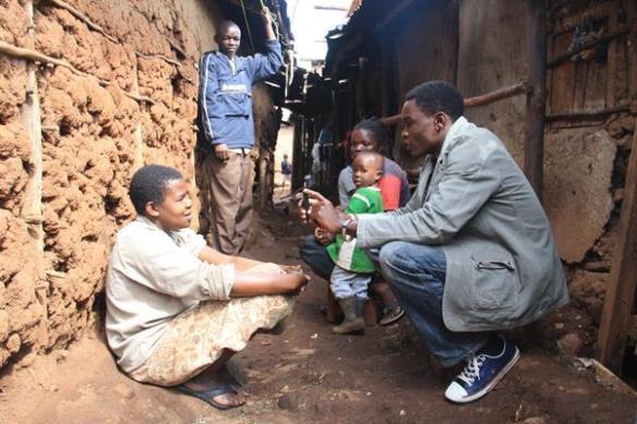Unesco hỗ trợ giáo dục sức khỏe cho người dân ở Kibera, Kenya (20/8/2017)