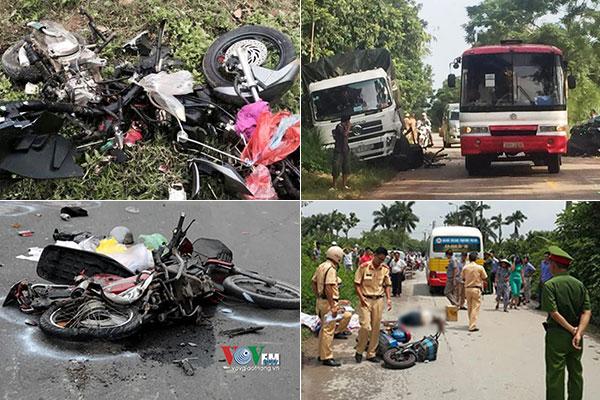 Tai nạn giao thông còn đó những nỗi đau (29/9/2017)