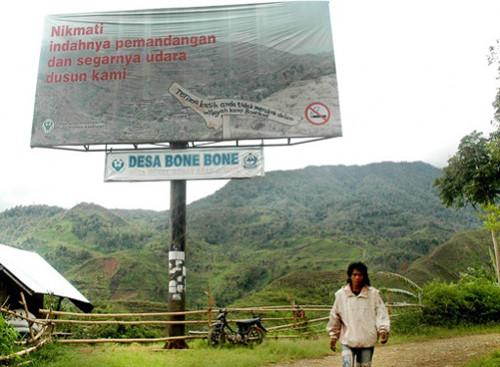 Indonesia triển khai làng không khói thuốc lá  (13/9/2017)