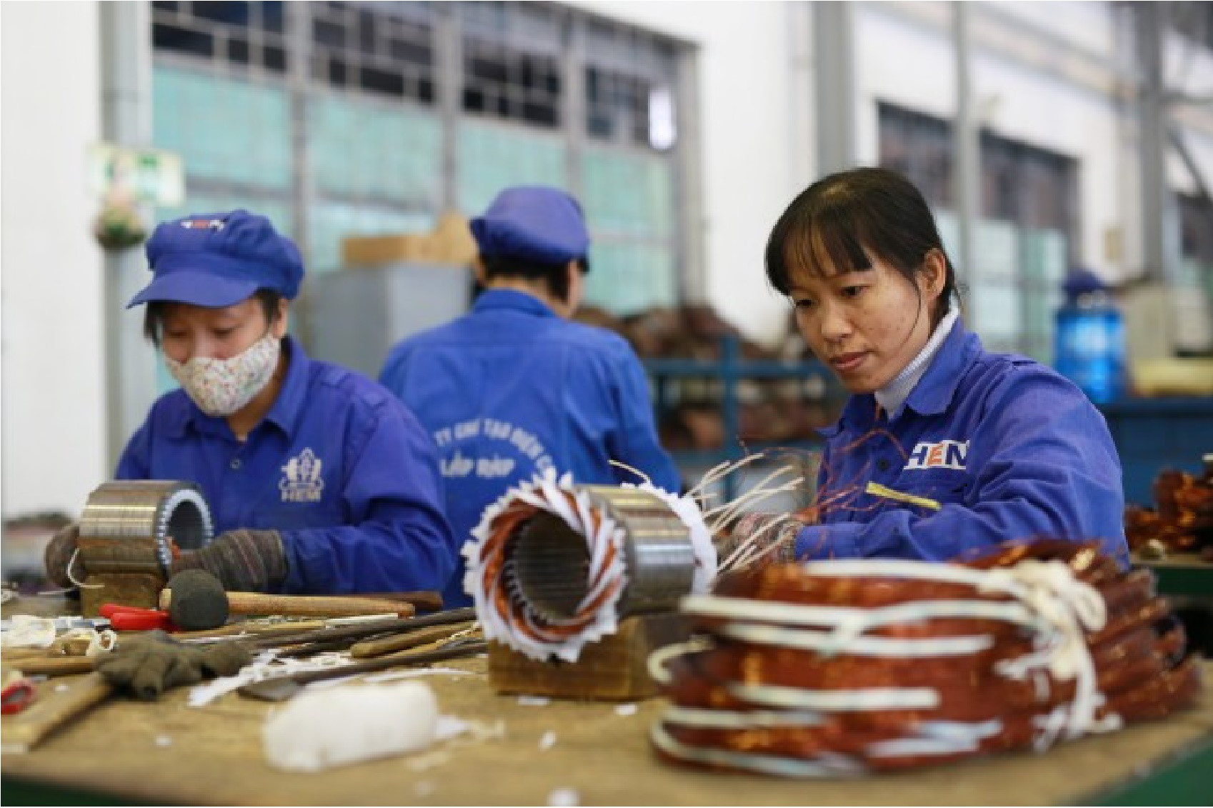 Công đoàn Việt Nam nỗ lực bảo vệ lợi ích người lao động trong Hội đồng tiền lương Quốc gia  (09/9/2017)