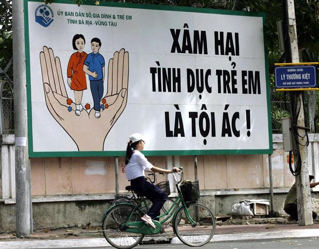 Xâm hại tình dục trẻ em cần được ngăn chặn và đẩy lùi (8/9/2017)