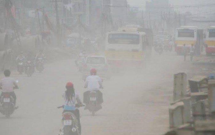 Yêu cầu cấp thiết phải xây dựng một luật riêng để kiểm soát ô nhiễm không khí ở nước ta hiện nay (22/1/2018)