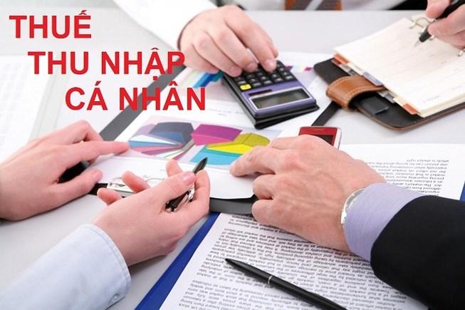 Dự thảo luật thuế thu nhập cá nhân với kiến nghị