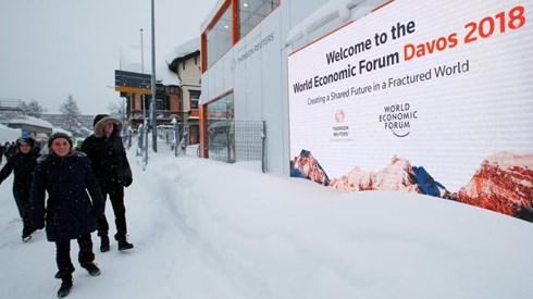 Diễn đàn Kinh tế thế giới Davos 2018: Đóng vai trò như một điểm hội tụ giải quyết bất đồng và tìm ra giải pháp cho các vấn đề thế giới (28/1/2018)