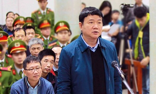 Bị cáo Trịnh Xuân Thanh bị tuyên án chung thân, bị cáo Đinh La Thăng bị tuyên án 13 năm tù, bị cáo Phùng Đình Thực 9 năm tù (Thời sự trưa 22/1/2018)