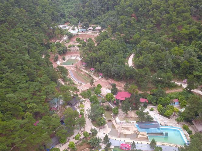 Đất rừng phòng hộ Sóc Sơn bị băm nát suốt 20 năm, huyện còn tìm cách