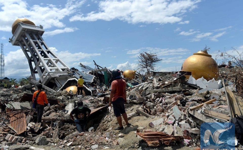 Indonesia: Vượt qua những sang chấn tâm lý sau động đất (24/10/2018)