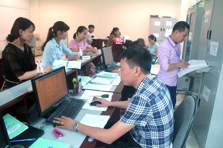 Tinh gọn bộ máy hệ thống chính trị theo Nghị quyết TW6 khóa 12 tại Hà Giang (9/10/2018)