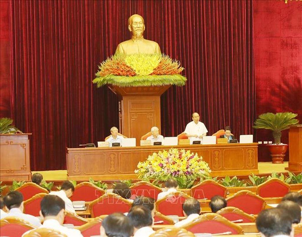 Thủ tướng Nguyễn Xuân Phúc điều hành phiên thảo luận về kế hoạch phát triển kinh tế - xã hội và dự toán ngân sách Nhà nước (Thời sự chiều 3/10/2018)