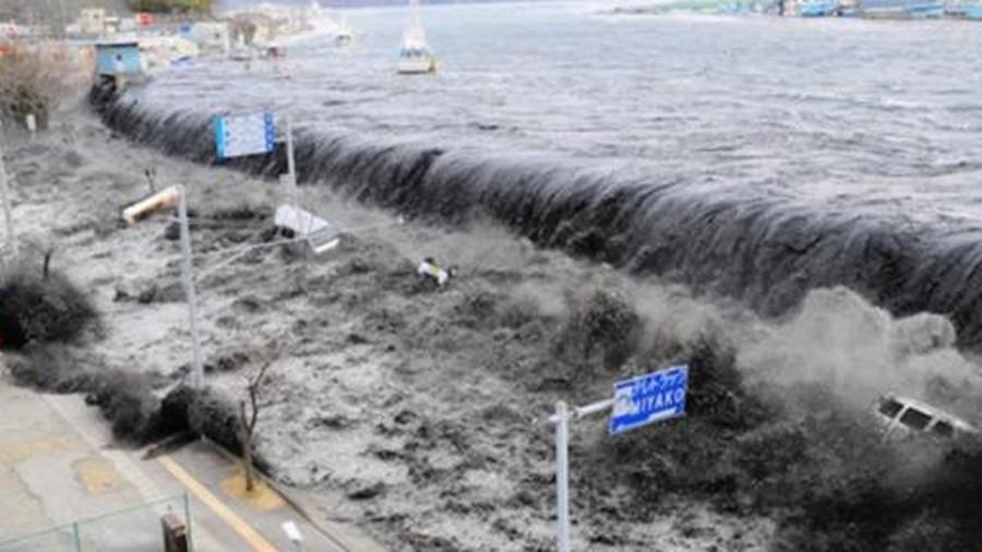 Biến đổi khí hậu và nguy cơ xảy ra sóng thần - bài học kinh nghiệm nào cho Việt Nam? (24/10/2018)