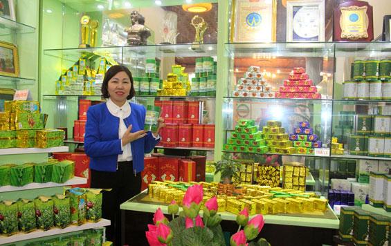 Người góp phần đưa thương hiệu chè Thái Nguyên vươn ra thị trường thế giới (27/10/2018)