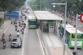 Thấy gì sau gần 2 năm đưa vào hoạt động tuyến xe buýt nhanh – BRT 01 tại Hà Nội (9/10/2018)