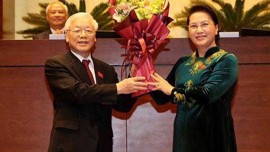 Nguyên thủ và lãnh đạo chính đảng các nước tiếp tục gửi điện và thư mừng tới Tổng Bí thư Nguyễn Phú Trọng được Quốc hội bầu làm Chủ tịch nước (Thời sự đêm 25/10/2018)