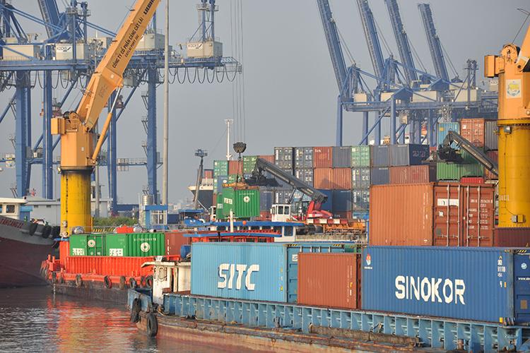 Phát triển dịch vụ Logistic để nâng cao sức cạnh tranh của hàng hóa Việt (8/10/2018)