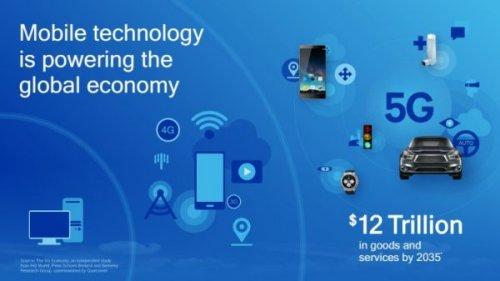 Phát triển công nghệ 5G: Tạo hạ tầng kết nối trong nền kinh tế số (6/10/2018)