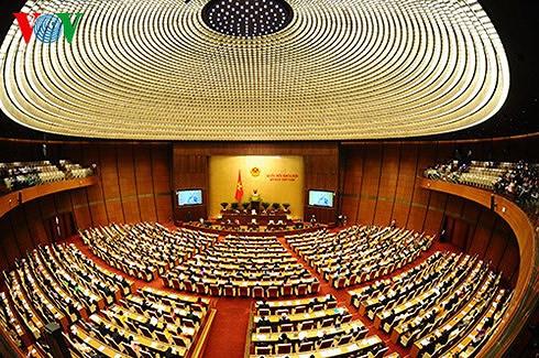Kỳ họp thứ 6 Quốc hội khóa 14 sẽ khai mạc vào ngày 22/10 (Thời sự đêm 18/10/2018)