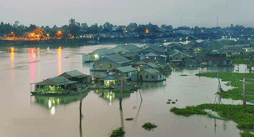 Làm gì để chủ động thích ứng với biến đổi khí hậu ở Đồng bằng sông Cửu Long (6/10/2018)