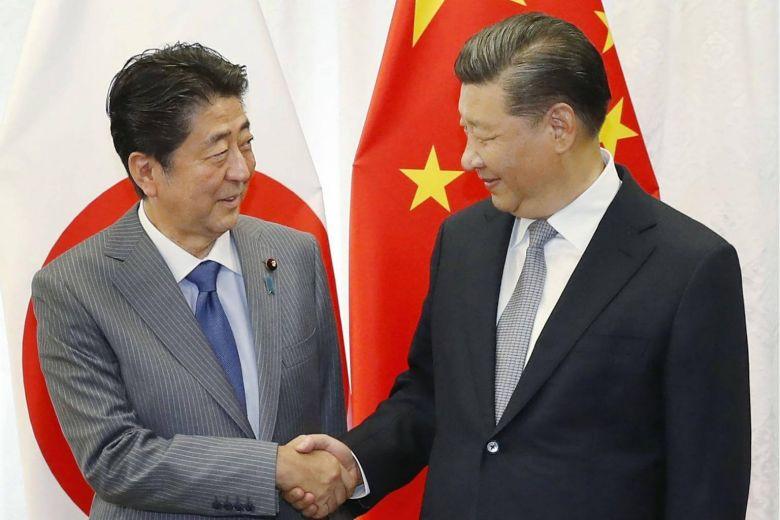 Chuyến thăm Trung Quốc phá băng quan hệ của Thủ tướng Nhật Bản (28/10/2018)