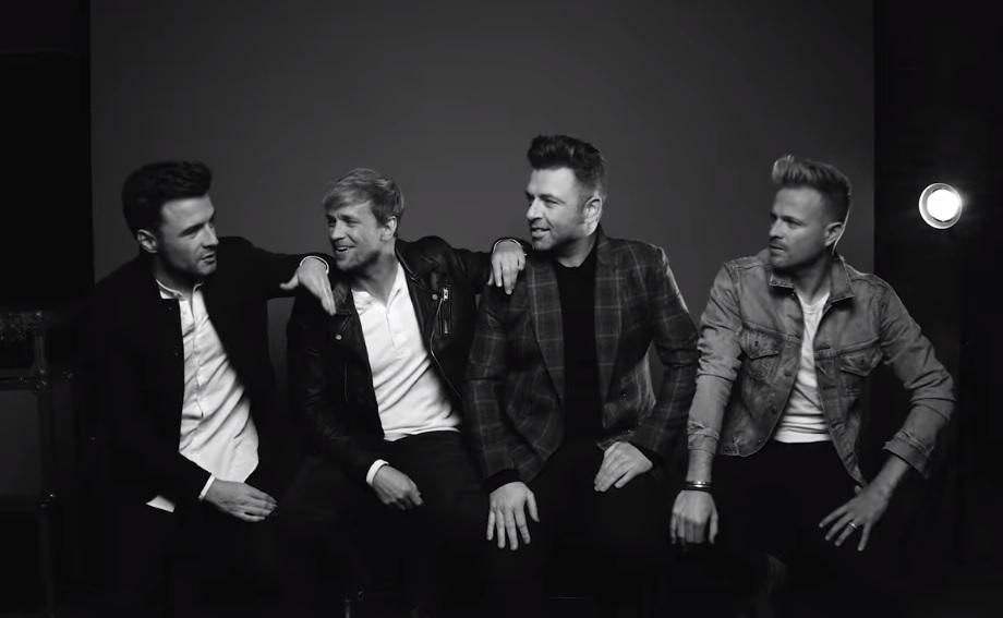 Sự trở lại của ban nhạc Westlife (5/10/2018)