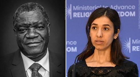 Những đóng góp của bác sỹ người Congo Denis Mukwege và cô Nadia Murad, hai chủ nhân của giải Nobel Hòa bình năm nay (10/10/2018)