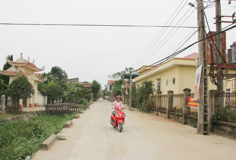 Vĩnh Phúc: Để chương trình xây dựng nông thôn mới thành công (28/10/2018)