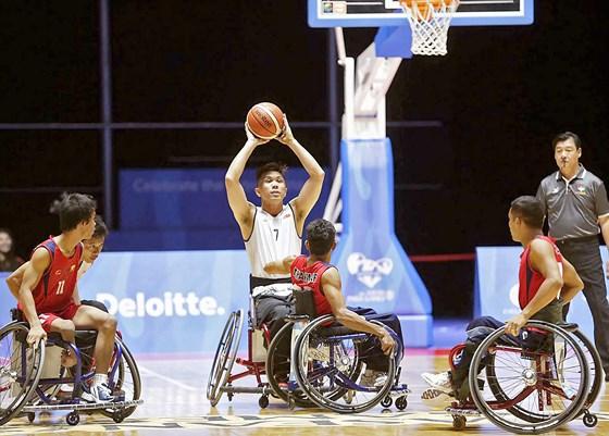 Bộ môn thể thao Boccia - hành trình chia sẻ ước mơ (9/10/2018)