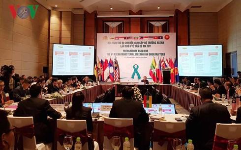 Đẩy mạnh hợp tác phòng, chống ma túy giữa các nước ASEAN (17/10/2018)