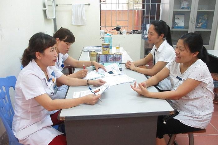 Công tác chăm sóc sức khỏe cho người lao động thông qua mô hình: Sức khỏe của bạn (24/11/2018)