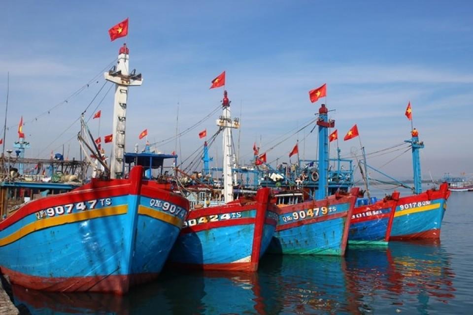 Chính sách xử lý tàu cá vi phạm vùng biển của các nước có vùng biển giáp ranh với Việt Nam (6/11/2018)