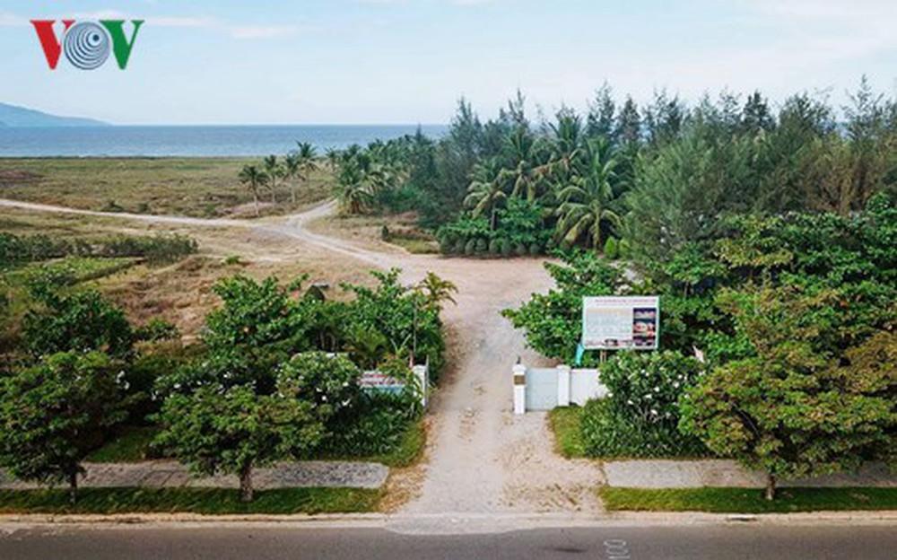Thấy gì từ việc chính quyền Đà Nẵng sửa sai quy hoạch, mở lối xuống biển cho dân (5/11/2018)