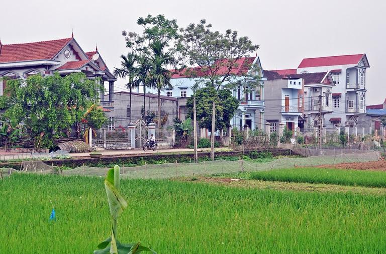 Vĩnh Phúc xây dựng nông thôn mới thành công (6/11/2018)