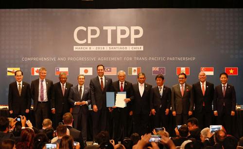 Tham gia Hiệp định đối tác toàn diện và tiến bộ xuyên Thái Bình Dương: Nâng cao nội lực, khẳng định vị thế (5/11/2018)