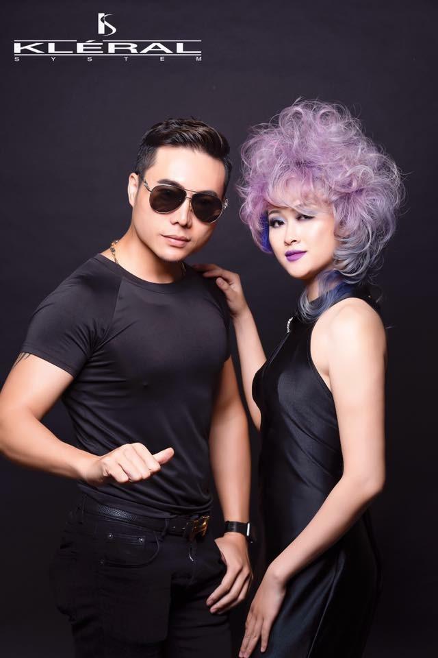 Tìm hiểu nghề thiết kế tóc cùng nhà thiết kế tạo mẫu tóc Quang Trường (11/11/2018)