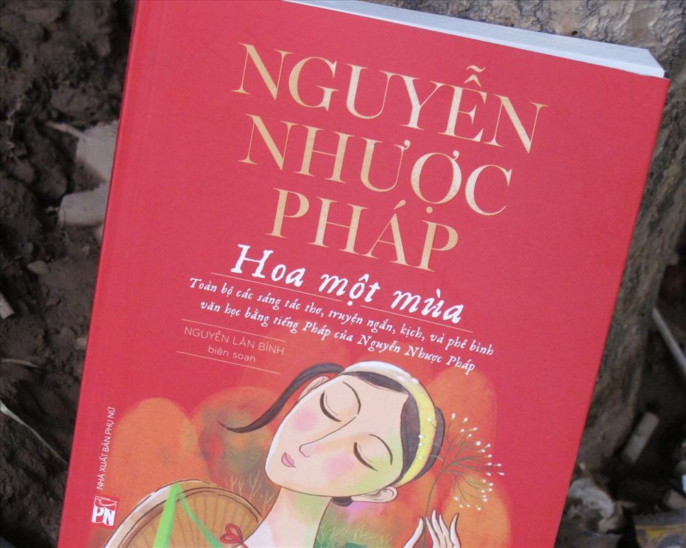 Tìm hiểu nét đặc sắc ở cây viết Nguyễn Nhược Pháp qua các sáng tác của ông ở cuốn Hoa Một Mùa (10/11/2018)