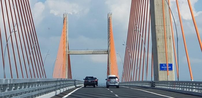 Bộ Giao thông Vận tải yêu cầu kiểm tra chất lượng cầu Bạch Đằng trên cao tốc Hải Phòng – Quảng Ninh (Thời sự đêm 5/11/2018)