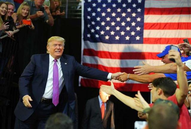 Diễn biến trong cuộc bầu cử Quốc hội Mỹ (11/11/2018)