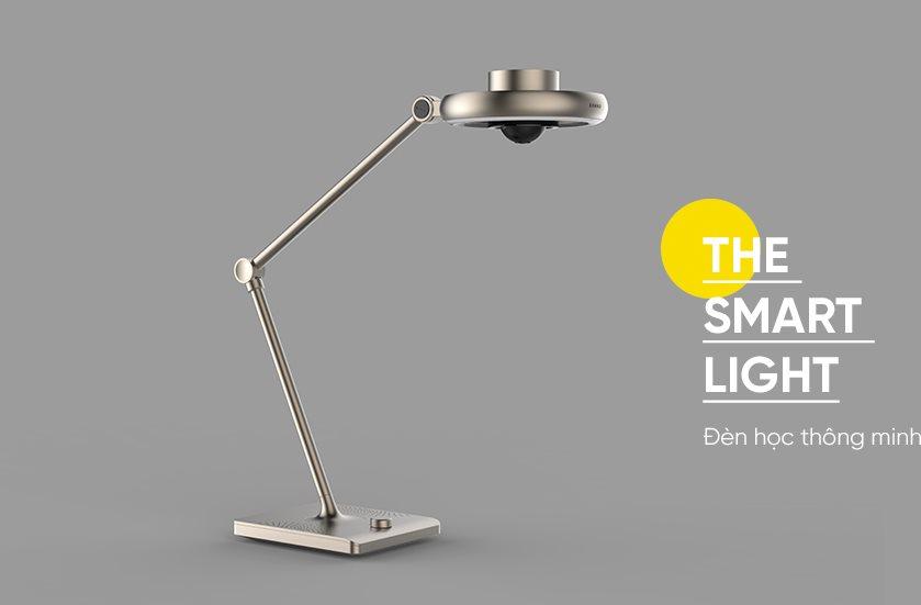 Dự án khởi nghiệp ứng dụng đèn học thông minh – The Smart Light (18/11/2018)