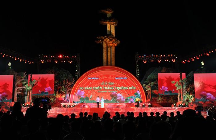 Thủ tướng Nguyễn Xuân Phúc dự Lễ kỷ niệm 50 năm Chiến thắng Truông Bồn (Thời sự đêm 1/11/2018)