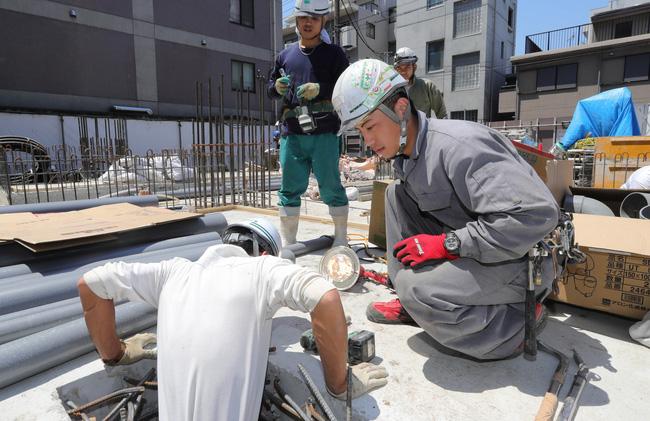 Người dân Nhật Bản ủng hộ mở cửa thị trường lao động (5/11/2018)