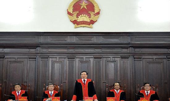 Thực tiễn thực thi pháp luật ở nước ta (12/11/2018)