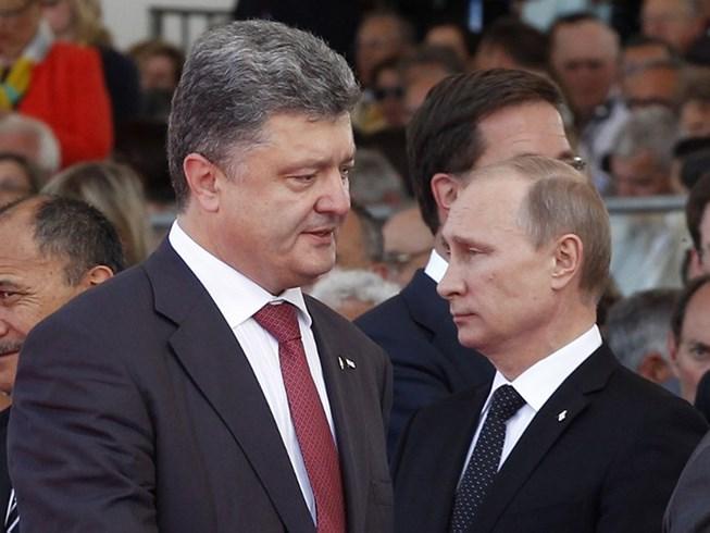 Căng thẳng Nga Ukraine: Những tính toán sai lầm của Kiev (27/11/2018)