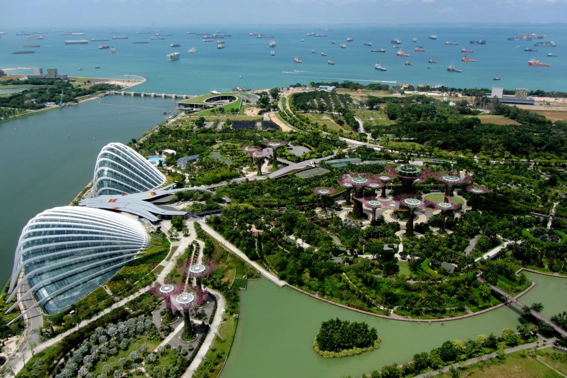 """Singapore phát động chiến dịch """"Singapore Sạch và Xanh năm 2018"""" (7/11/2018)"""