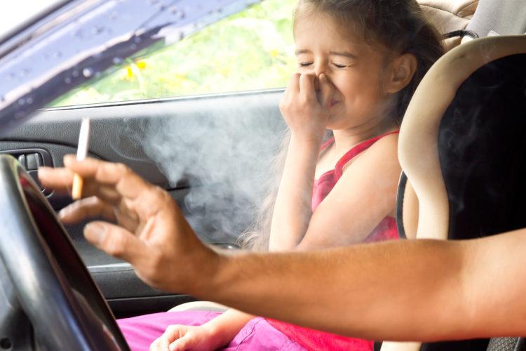Tác hại của thuốc lá đối với trẻ em (9/11/2018)